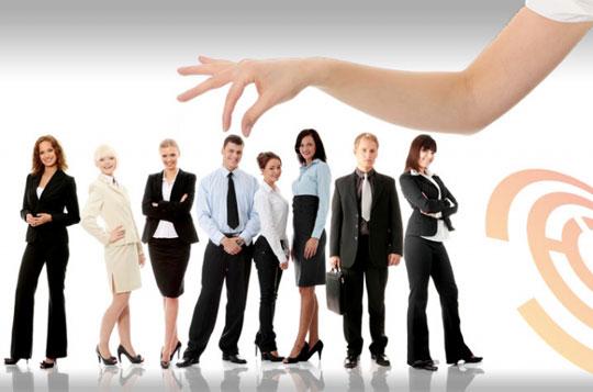 Корпоративный сайт в сфере IT-рекрутинга